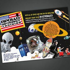 Astronaut Training Gift