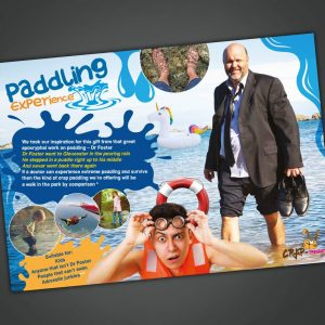 Paddling Experience
