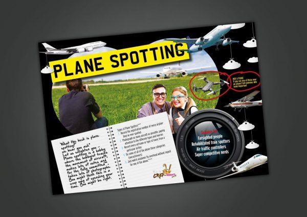 Plane Spotting Gift