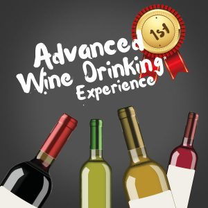 Advanced Wine Drinking Experience
